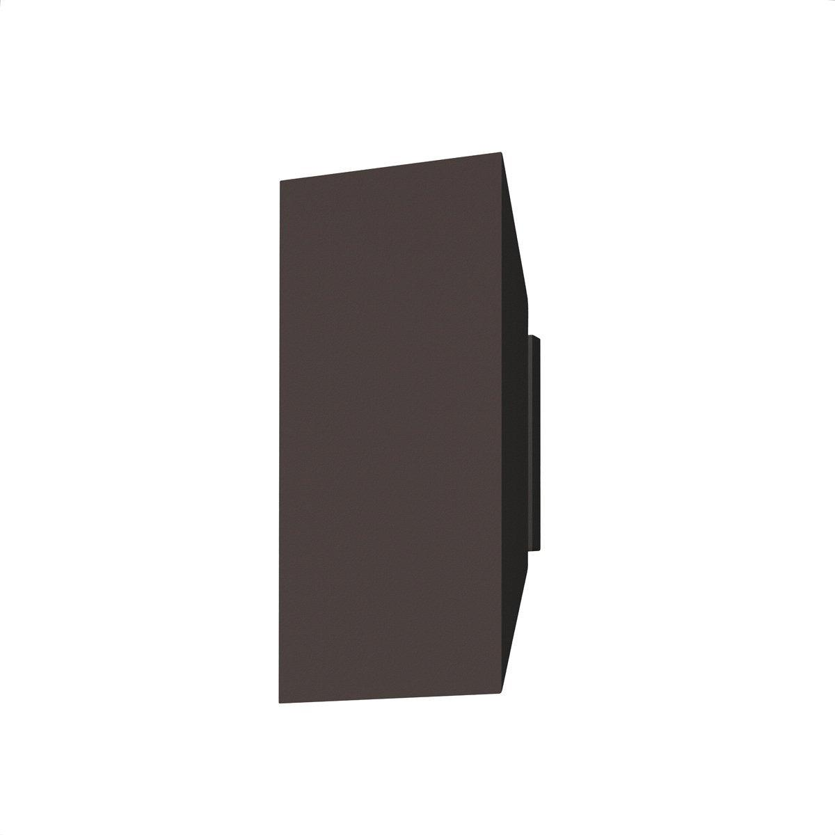 Sonneman - A Way of Light - 2716.72-WL - LED Wall Sconce - Chamfer - Textured Bronze
