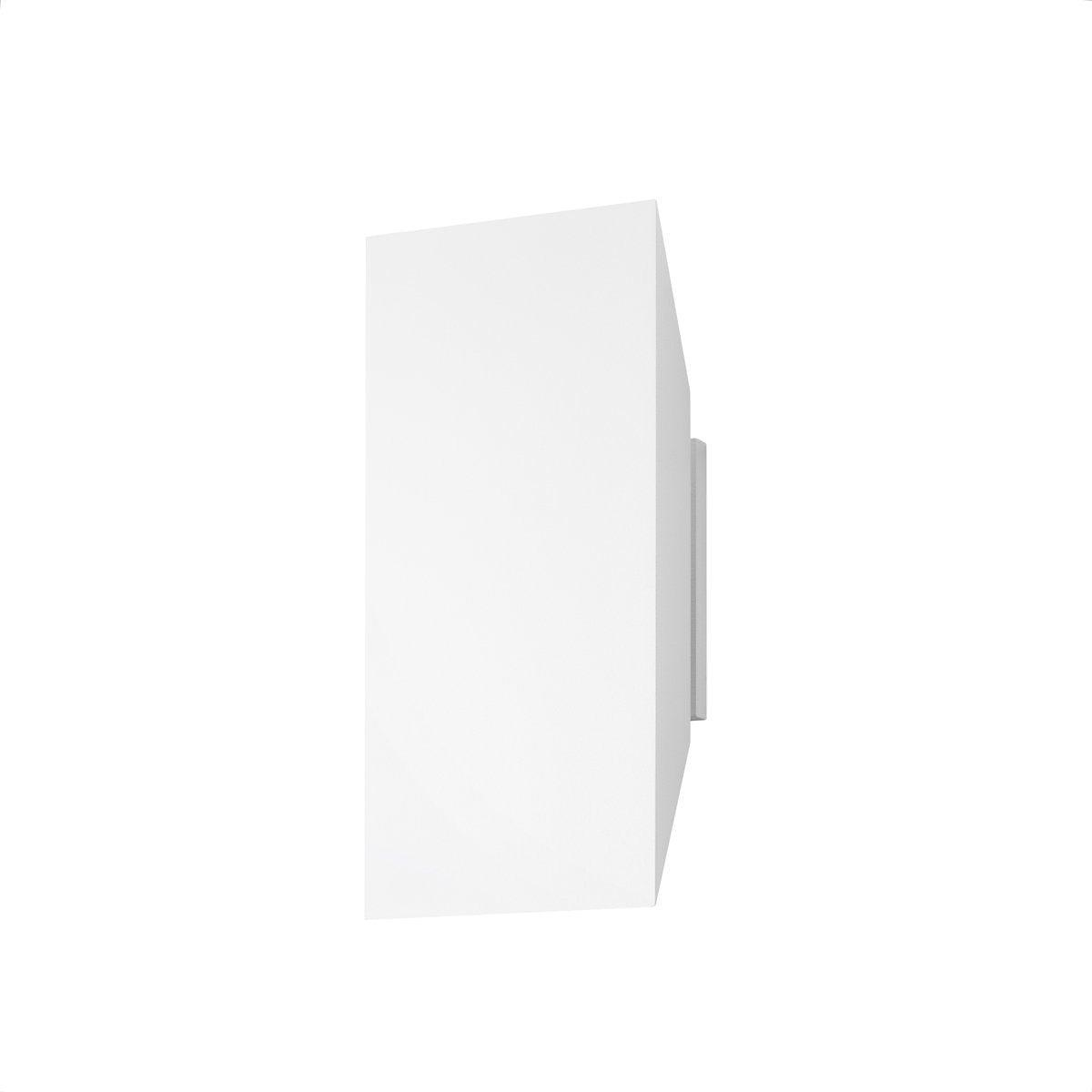 Sonneman - A Way of Light - 2716.98-WL - LED Wall Sconce - Chamfer - Textured White