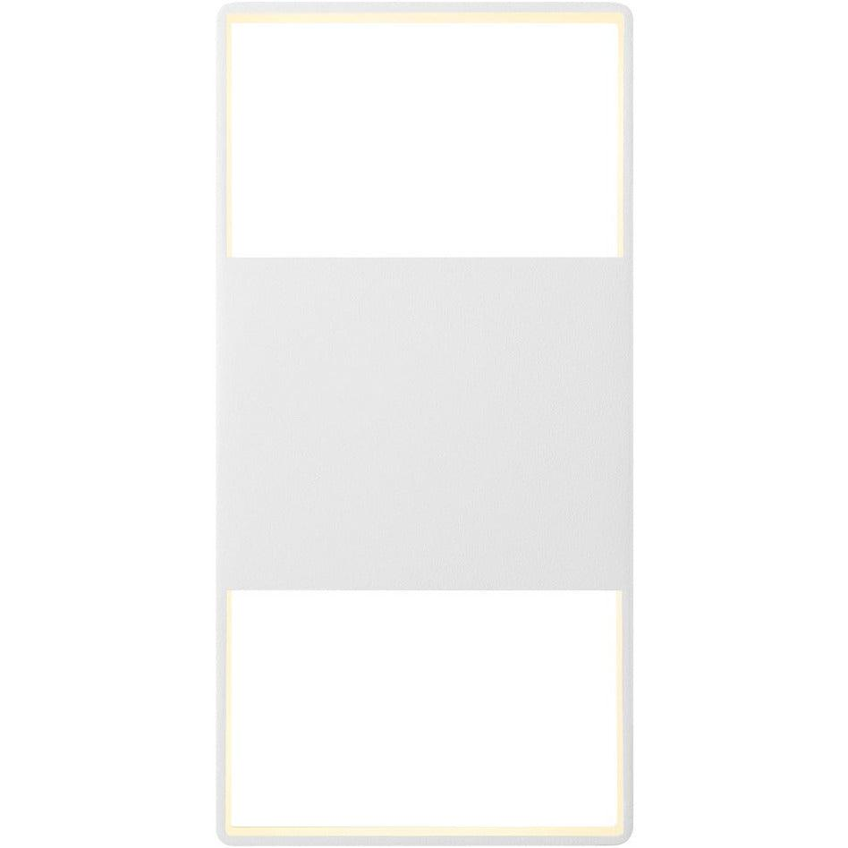 Sonneman - A Way of Light - 7202.98-WL - LED Wall Sconce - Light Frames - Textured White
