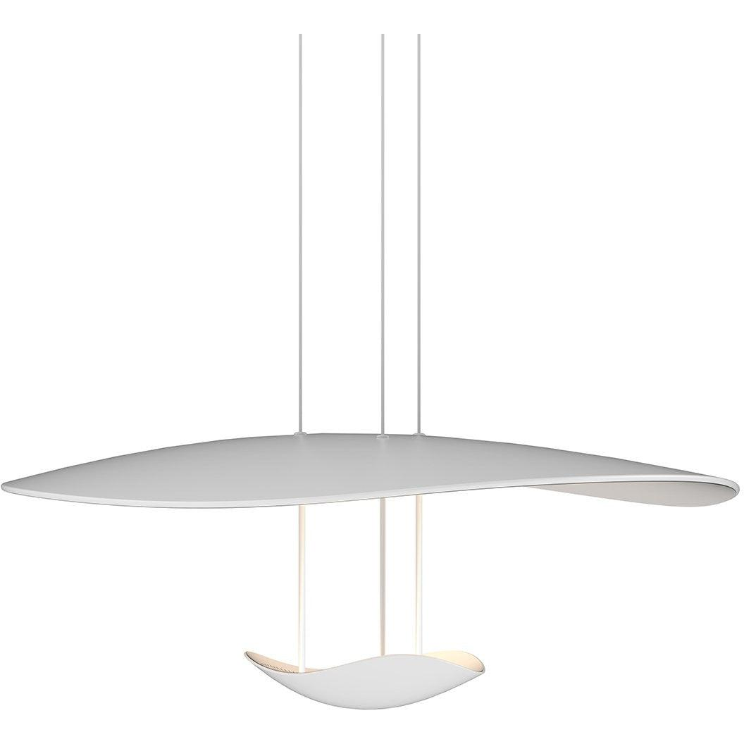 Sonneman - A Way of Light - 2667.03 - LED Pendant - Infinity Reflections - Satin White