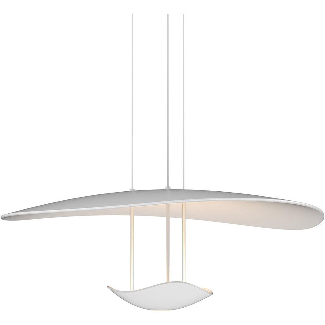 Sonneman - A Way of Light - 2668.03 - LED Pendant - Infinity Reflections - Satin White