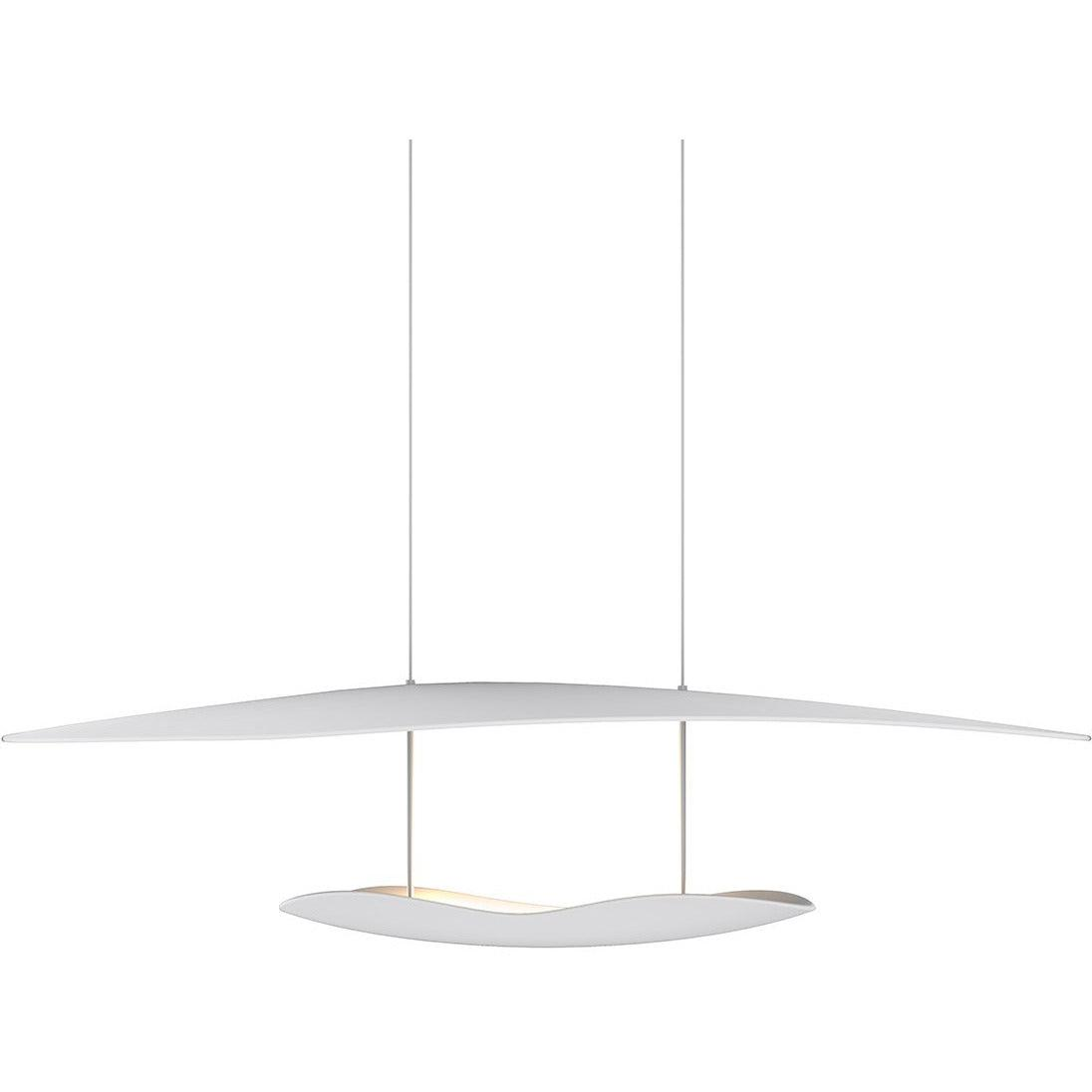 Sonneman - A Way of Light - 2669.03 - LED Pendant - Infinity Reflections - Satin White