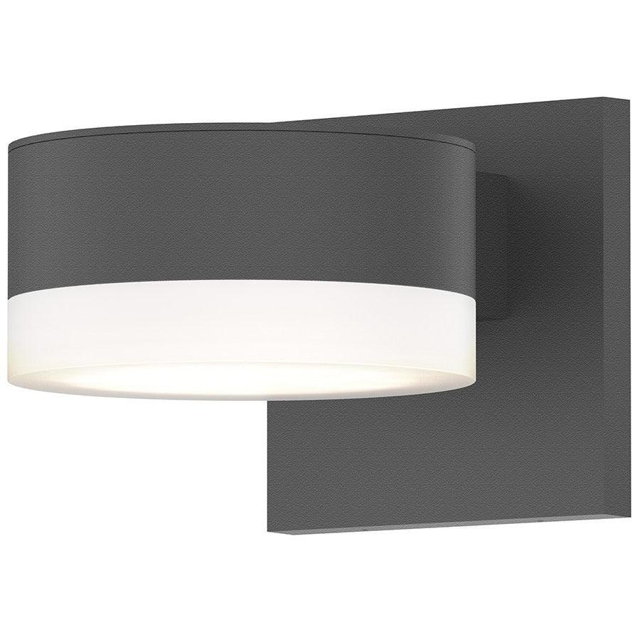 Sonneman - A Way of Light - 7302.PL.FW.74-WL - LED Wall Sconce - REALS - Textured Gray