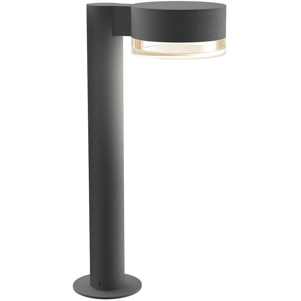 Sonneman - A Way of Light - 7303.PC.FH.74-WL - LED Bollard - REALS - Textured Gray
