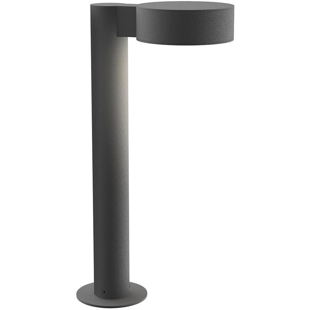 Sonneman - A Way of Light - 7303.PC.PL.74-WL - LED Bollard - REALS - Textured Gray