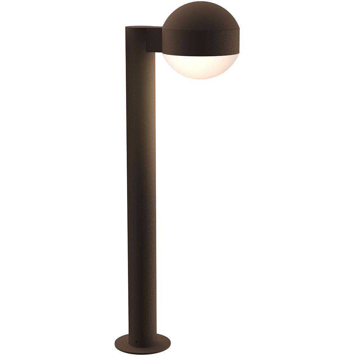 Sonneman - A Way of Light - 7304.DC.DL.72-WL - LED Bollard - REALS - Textured Bronze