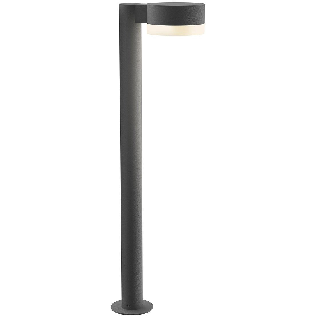 Sonneman - A Way of Light - 7305.PC.FW.74-WL - LED Bollard - REALS - Textured Gray