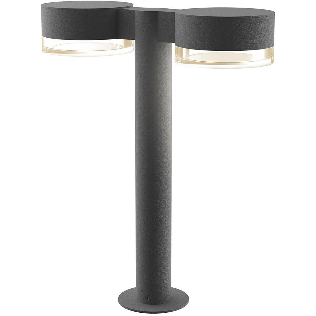 Sonneman - A Way of Light - 7306.PC.FH.74-WL - LED Bollard - REALS - Textured Gray