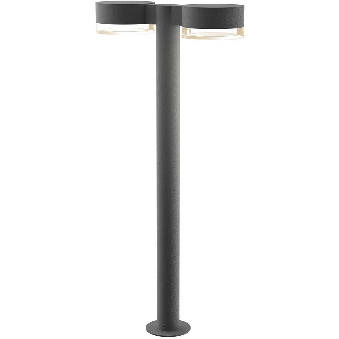 Sonneman - A Way of Light - 7308.PC.FH.74-WL - LED Bollard - REALS - Textured Gray