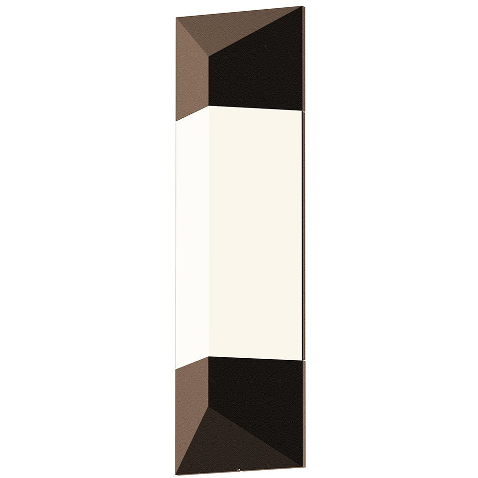 Sonneman - A Way of Light - 7332.72-WL - LED Wall Sconce - Triform - Textured Bronze