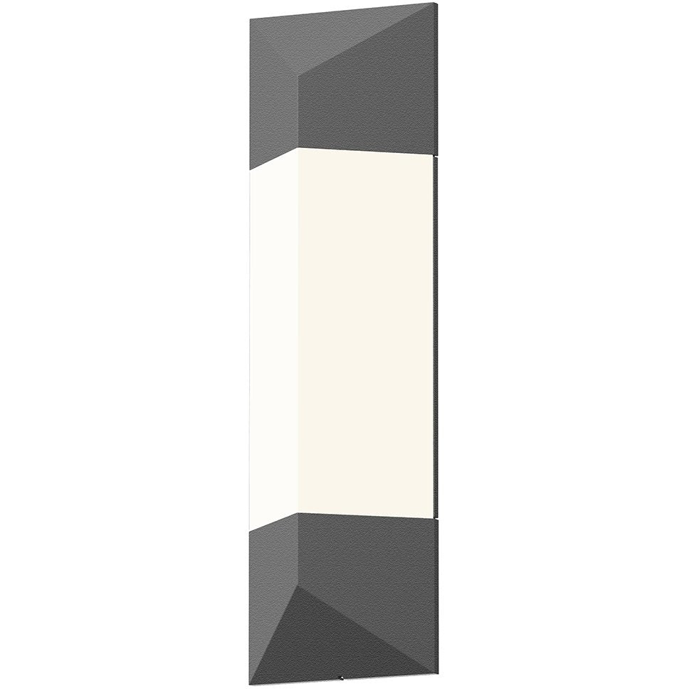 Sonneman - A Way of Light - 7332.74-WL - LED Wall Sconce - Triform - Textured Gray