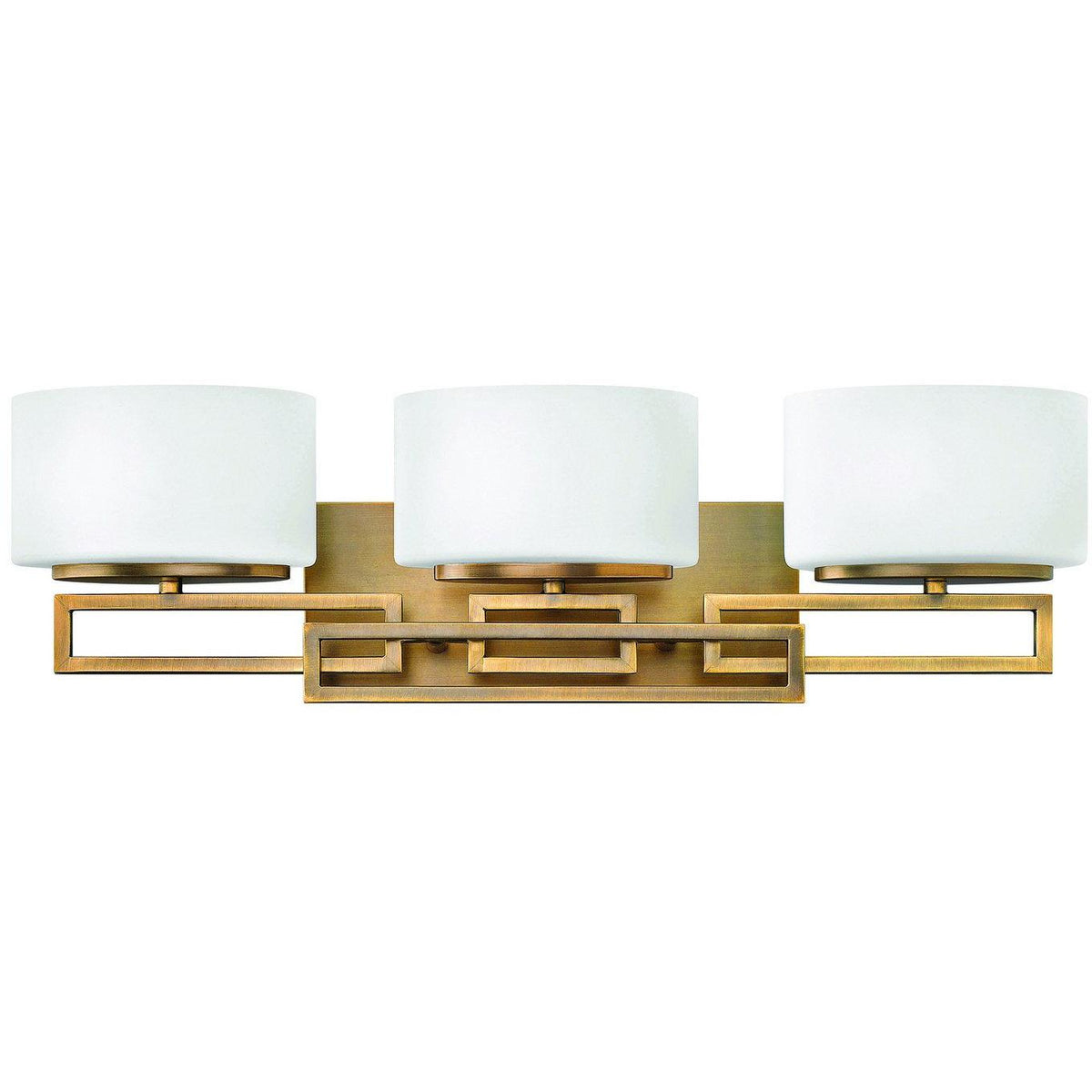 Hinkley Canada - 5103BR-LED - Three Light Bath - Lanza - Brushed Bronze