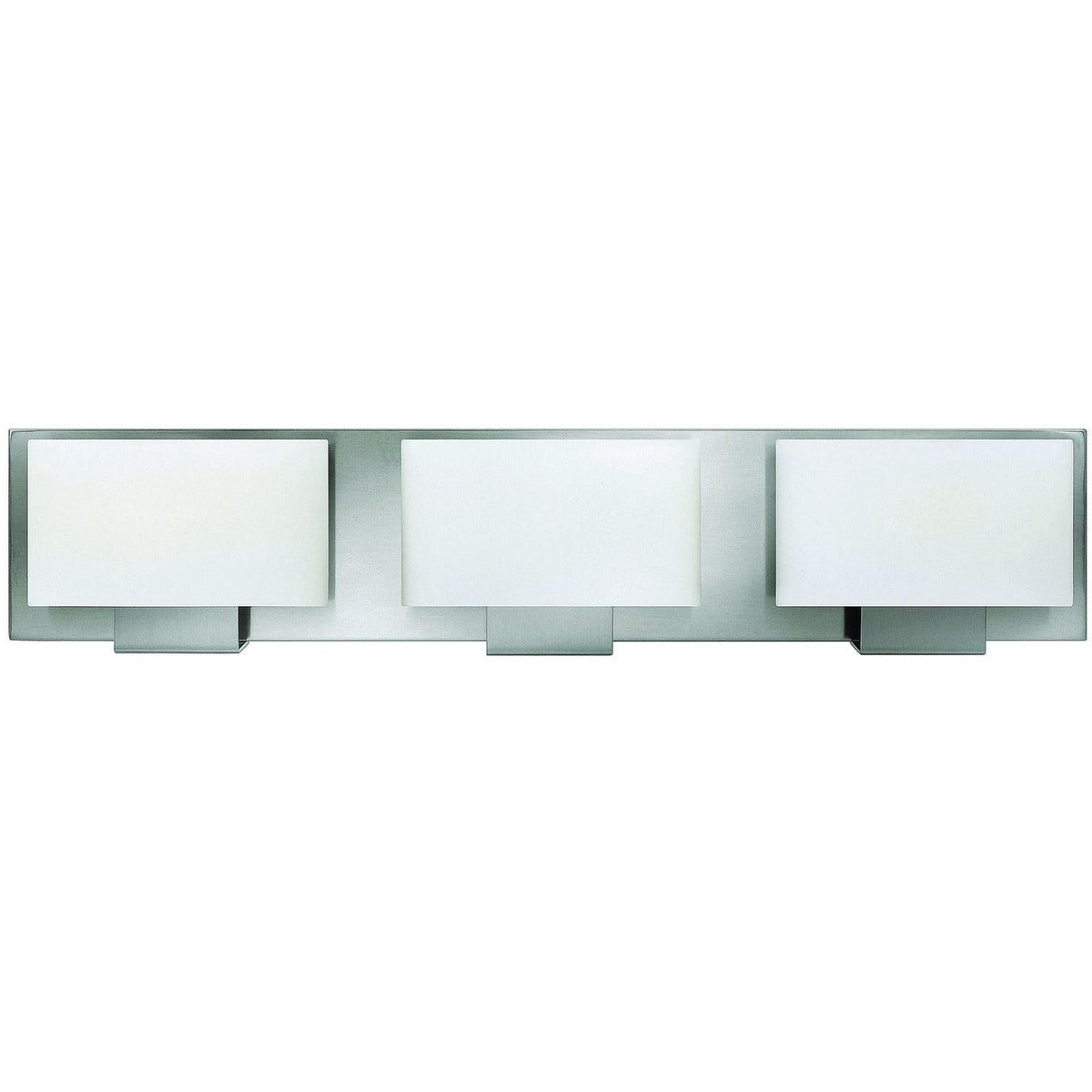 Hinkley Canada - 53553BN-LED - Three Light Bath - Mila - Brushed Nickel