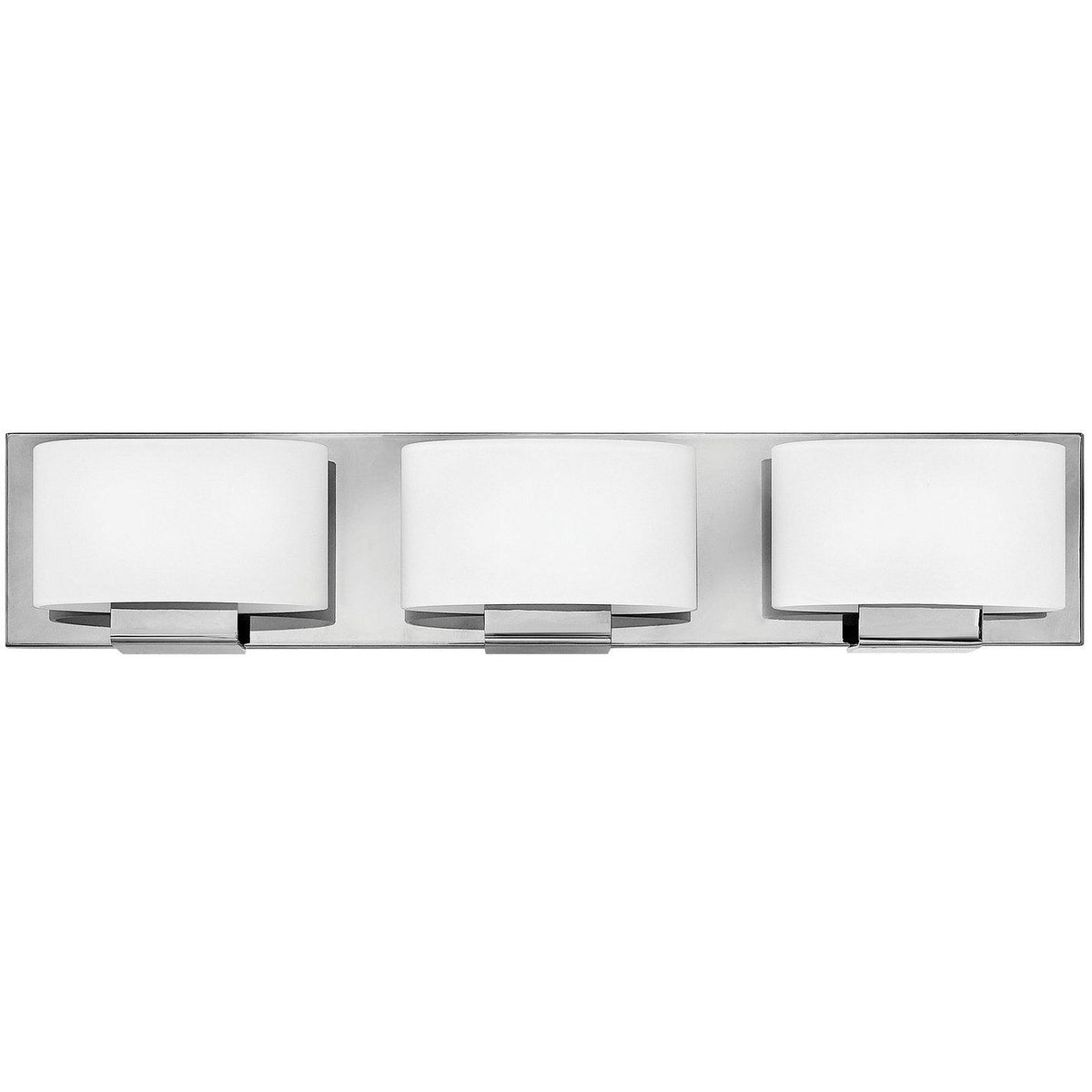 Hinkley Canada - 53553CM - Three Light Bath - Mila - Chrome
