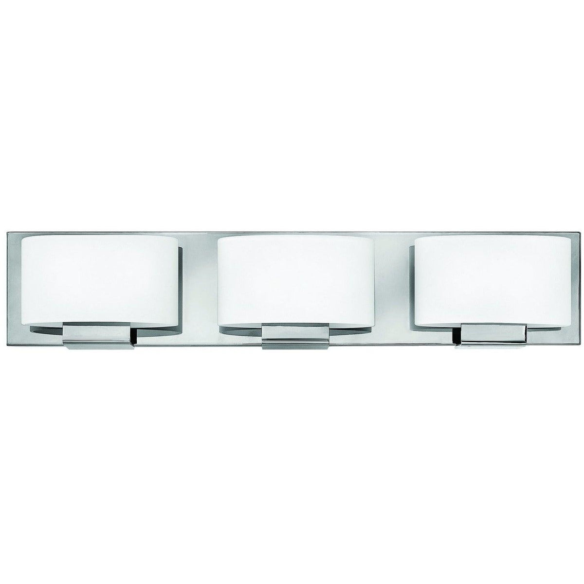 Hinkley Canada - 53553CM-LED - Three Light Bath - Mila - Chrome