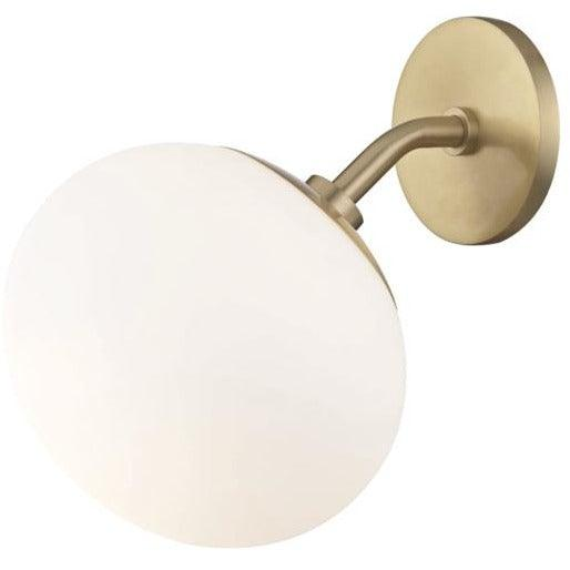 Mitzi - H134101 - Wall Sconce - Estee - Aged Brass