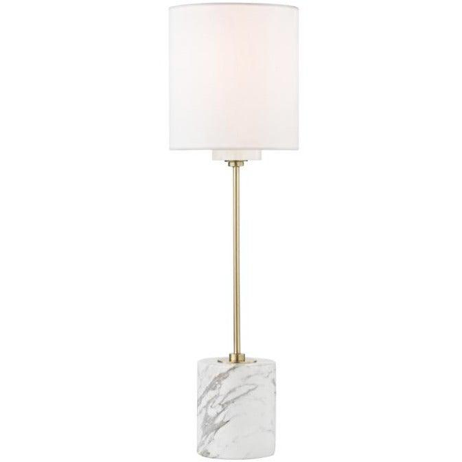 Mitzi - HL153201 - Table Lamp - Fiona - Aged Brass