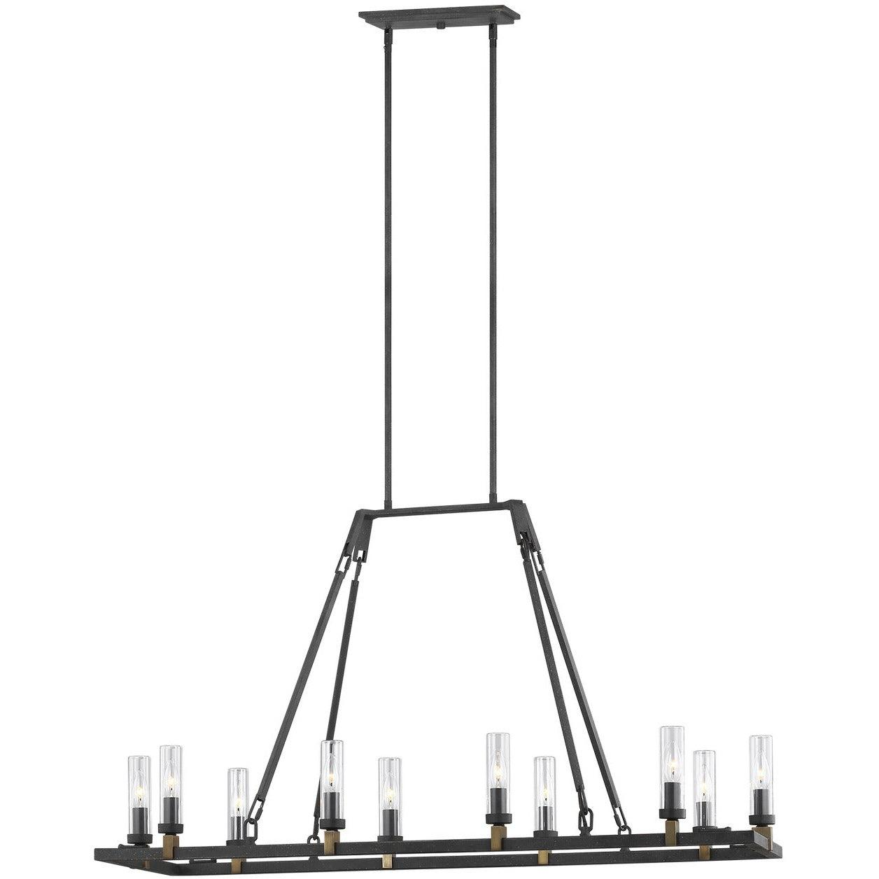 Feiss - OLF3218/10AF - Generation Lighting - Landen - Antique Forged Iron