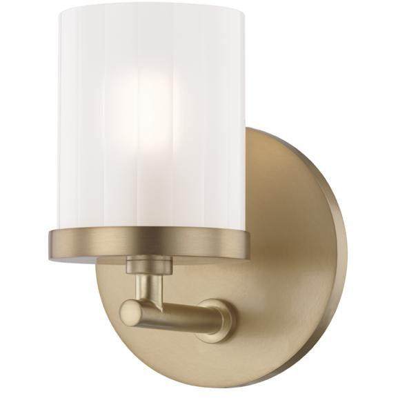 Mitzi - H239301 - Bath Bracket - Ryan - Aged Brass