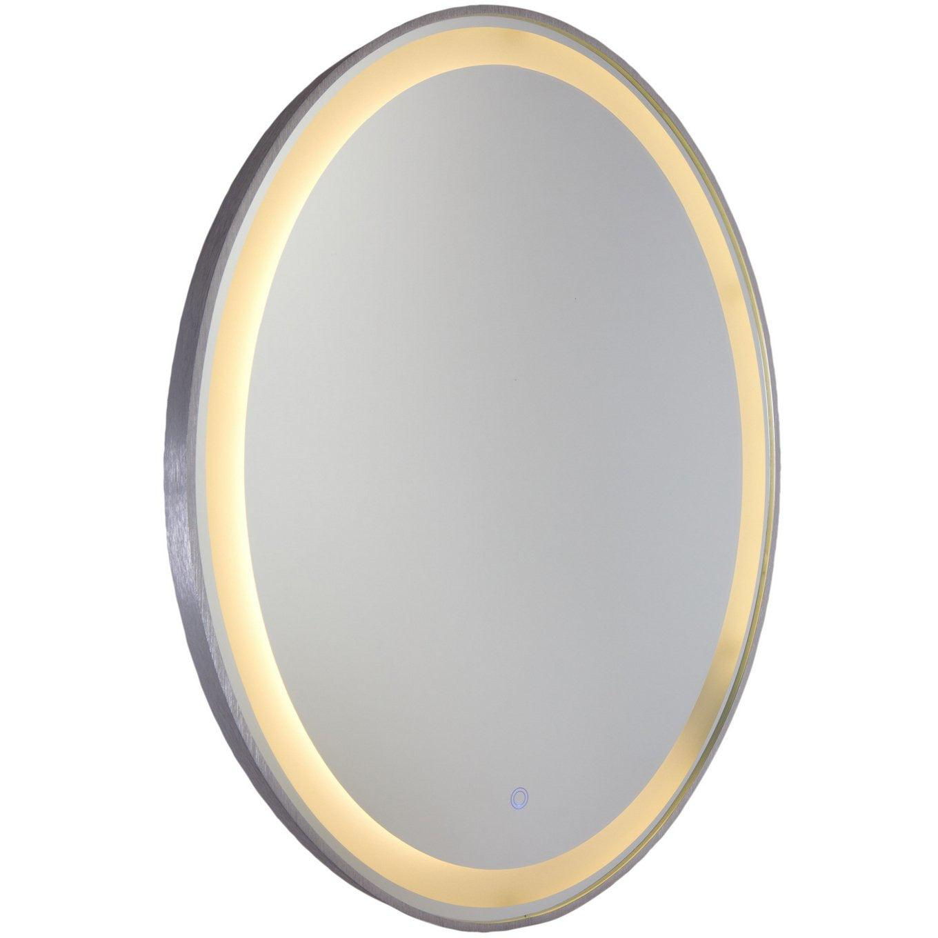 Artcraft Lighting - AM300 - LED Mirror - Reflections - Brushed Aluminum