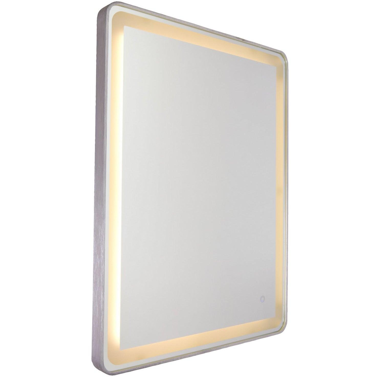 Artcraft Lighting - AM301 - LED Mirror - Reflections - Brushed Aluminum
