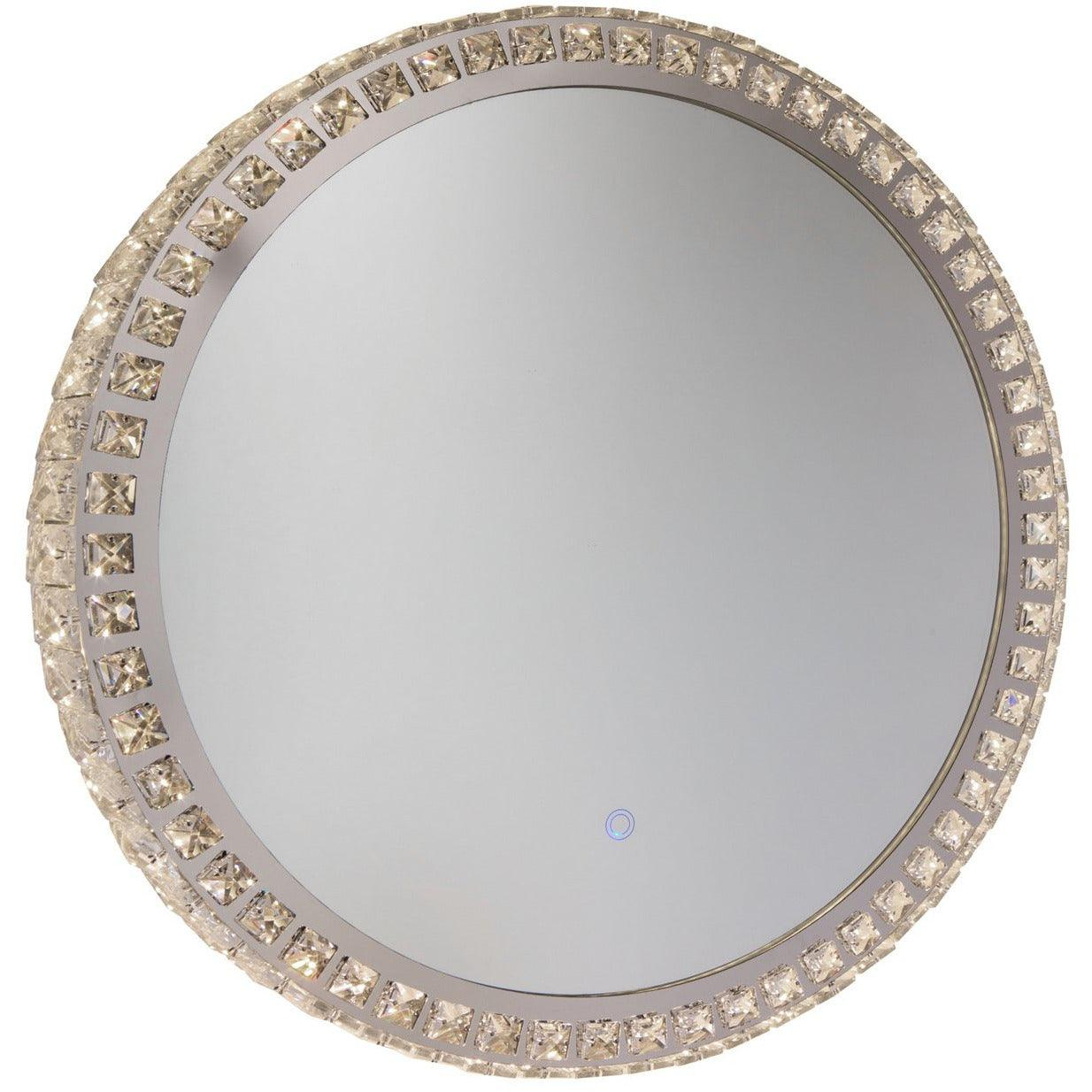 Artcraft Lighting - AM302 - LED Mirror - Reflections - Metal & Glass