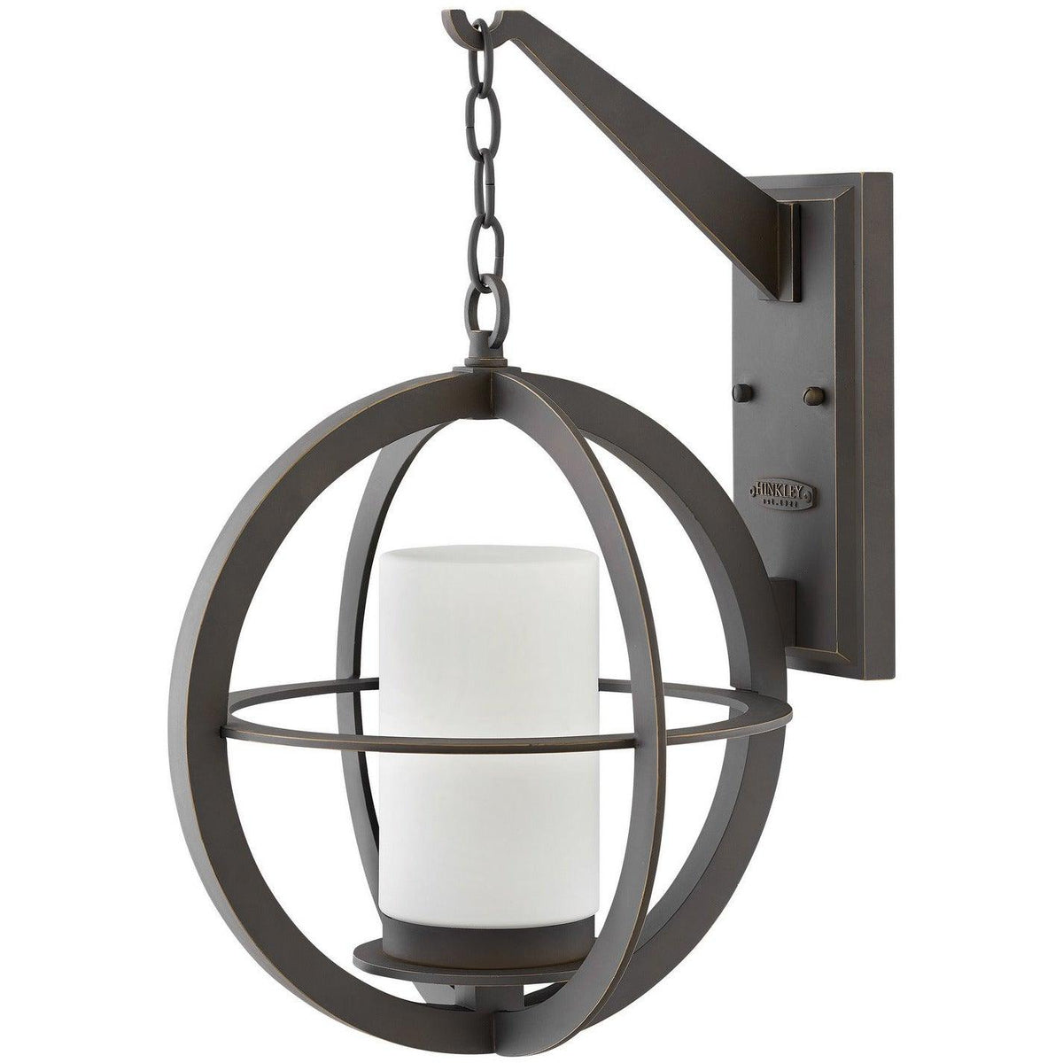 Hinkley Canada - 1015OZ - One Light Wall Mount - Compass - Oil Rubbed Bronze