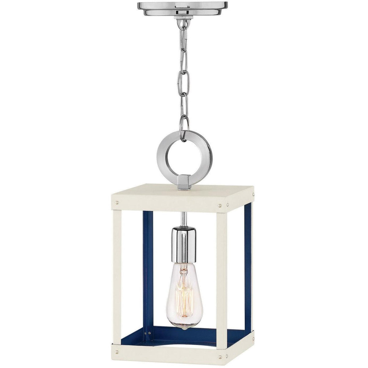 Hinkley Canada - 4077PN - One Light Pendant - Porter - Polished Nickel