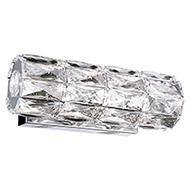 Kuzco Lighting - WS7812 (3000K) - LED Wall Sconce - Gamma - Chrome