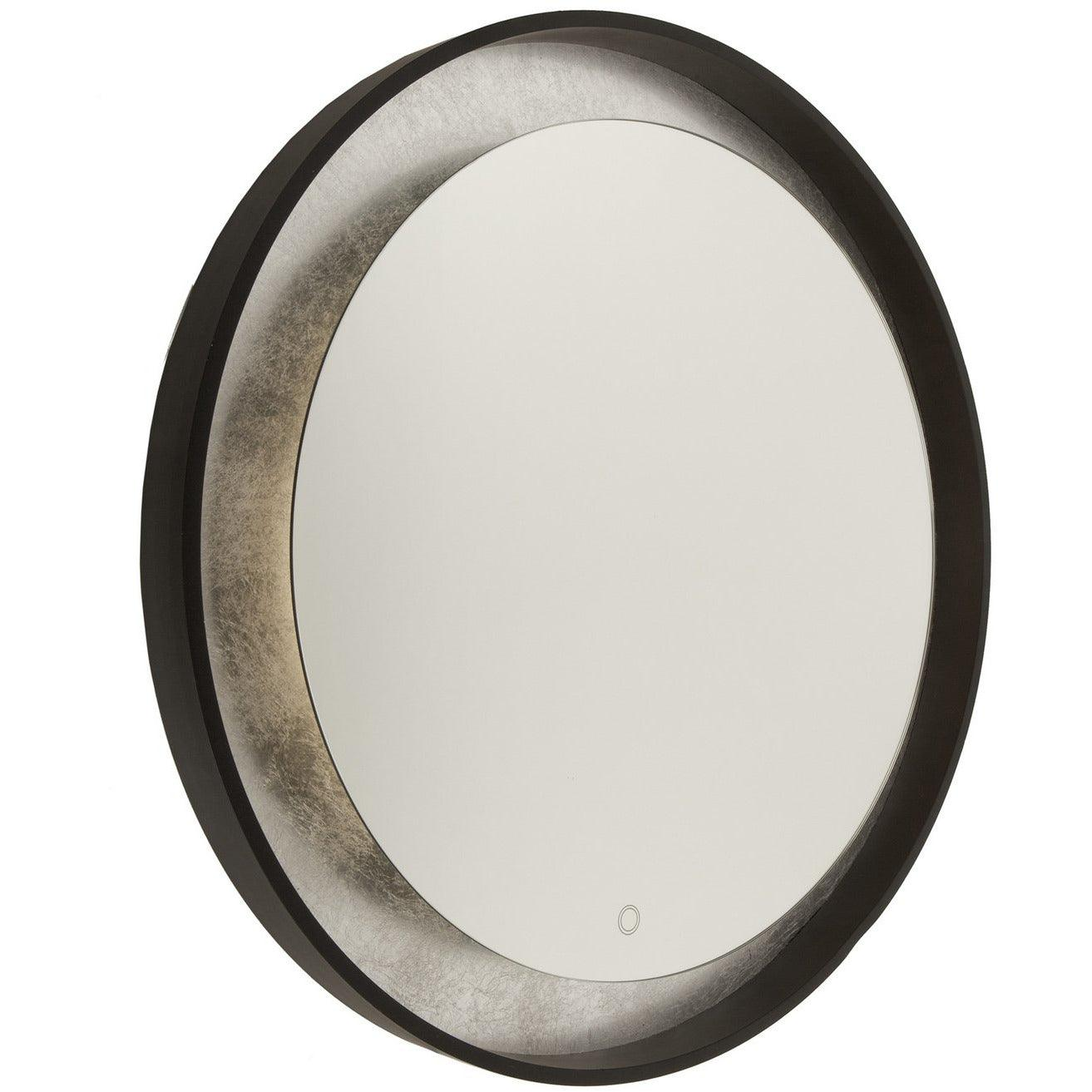 Artcraft Lighting - AM305 - LED Mirror - Reflections - Oil Rubbed Bronze & Silver Leaf