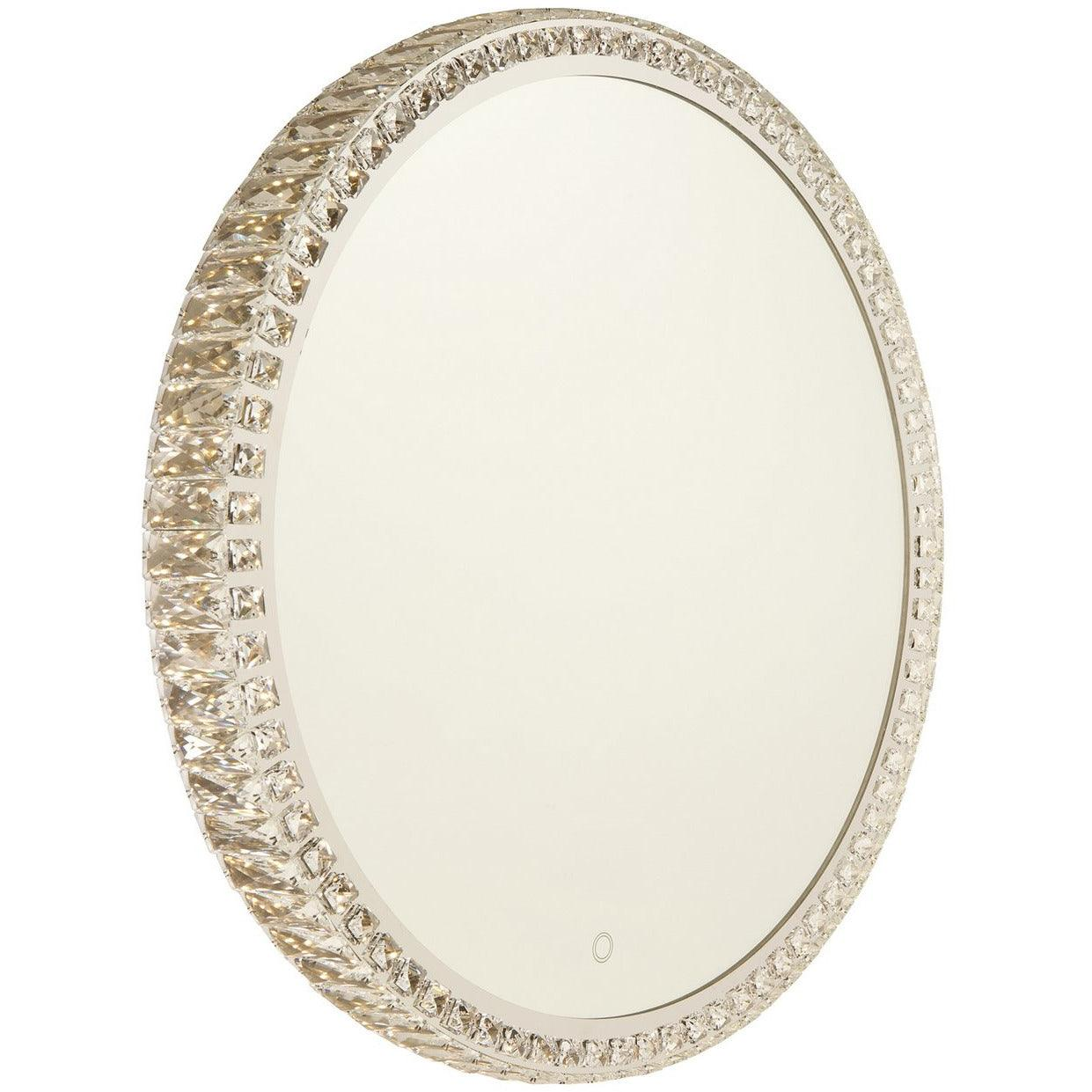 Artcraft Lighting - AM306 - LED Mirror - Reflections - Crystal