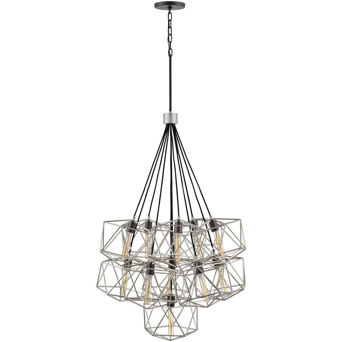 Hinkley Canada - 3029GG - 11 Light Chandelier - Astrid - Glacial