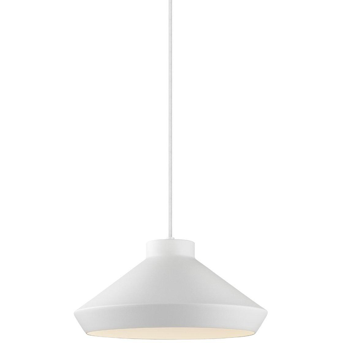 Sonneman - A Way of Light - 2752.03-E - One Light Pendant - Koma - Satin White