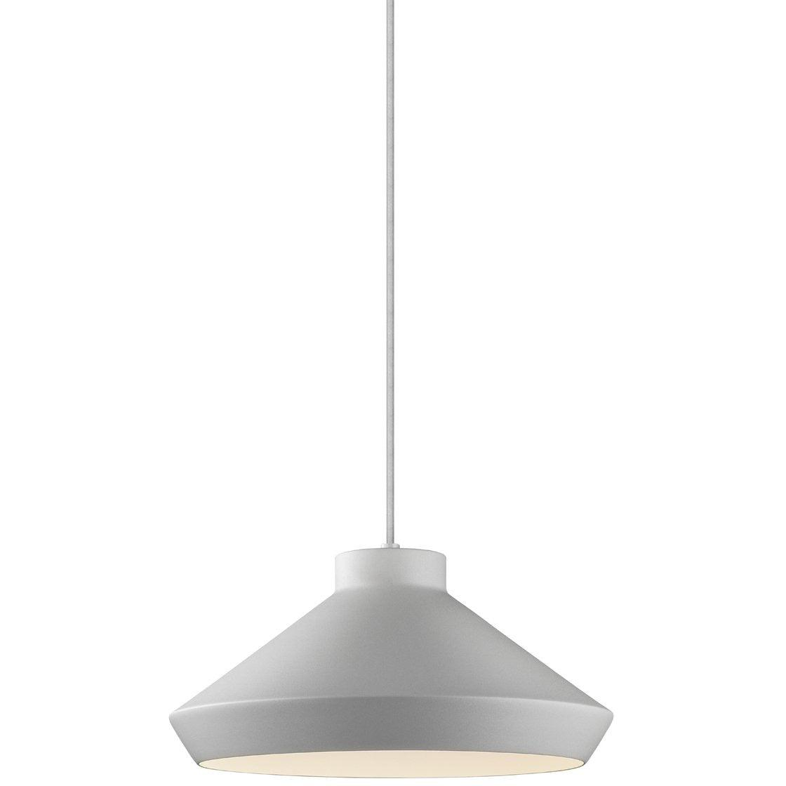 Sonneman - A Way of Light - 2752.16-E - One Light Pendant - Koma - Bright Satin Aluminum