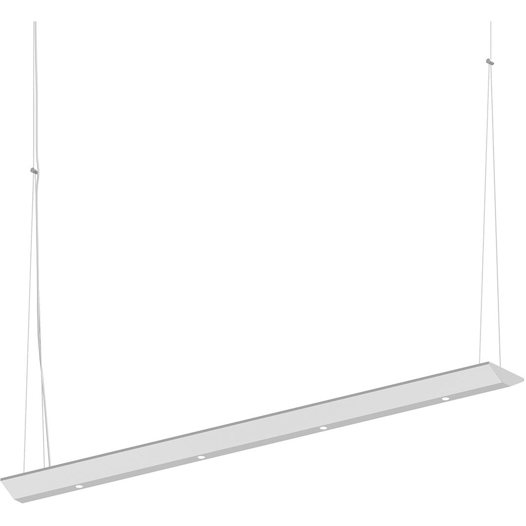 Sonneman - A Way of Light - 2857.03-FD - LED Pendant - Votives - Satin White