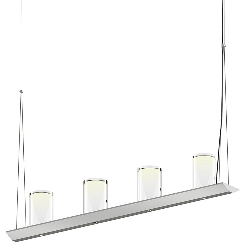 Sonneman - A Way of Light - 2857.16-LC - LED Pendant - Votives - Bright Satin Aluminum