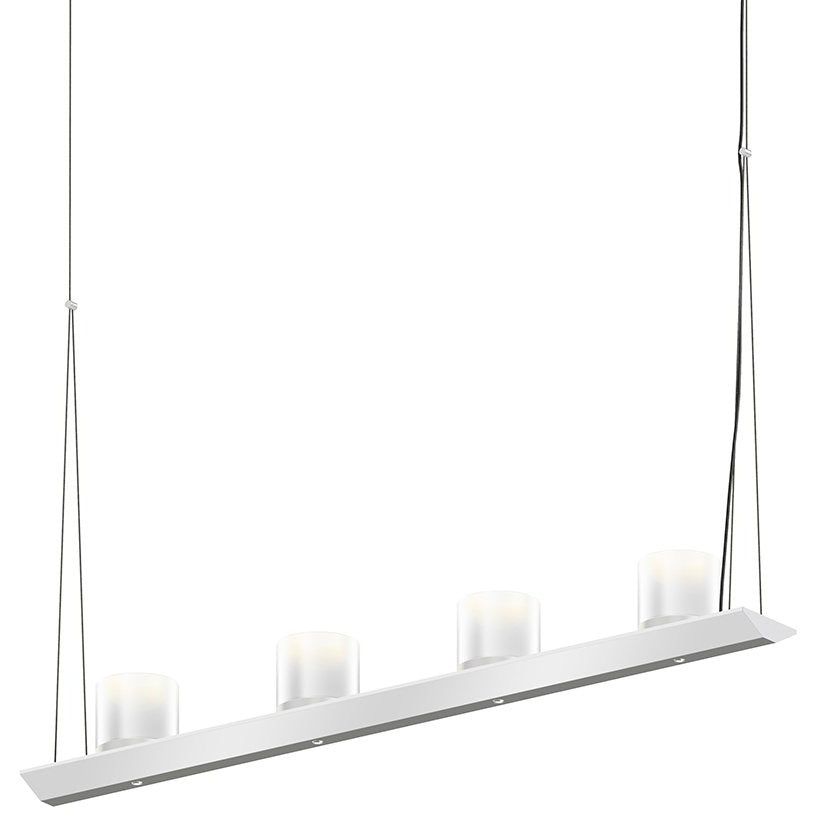 Sonneman - A Way of Light - 2857.16-LW - LED Pendant - Votives - Bright Satin Aluminum