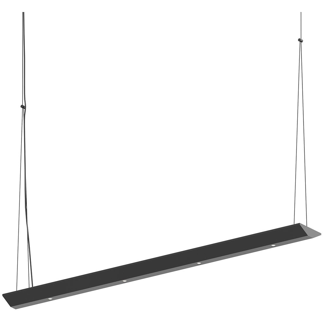 Sonneman - A Way of Light - 2857.25-FD - LED Pendant - Votives - Satin Black