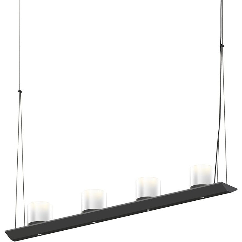 Sonneman - A Way of Light - 2857.25-LW - LED Pendant - Votives - Satin Black