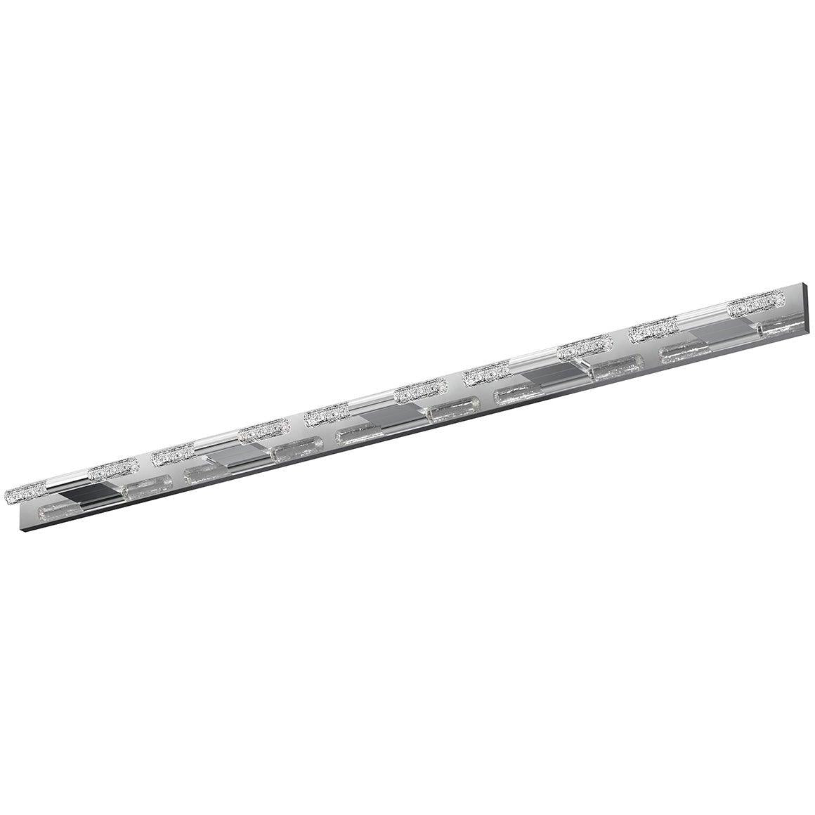 Sonneman - A Way of Light - 3805.01C - LED Bath Bar - Crystal Rods - Polished Chrome
