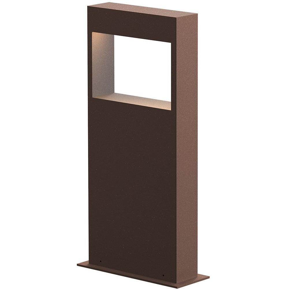 Sonneman - A Way of Light - 7365.72-WL - LED Bollard - Light Frames - Textured Bronze
