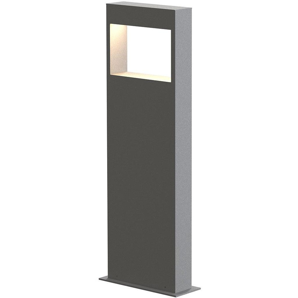 Sonneman - A Way of Light - 7366.74-WL - LED Bollard - Light Frames - Textured Gray