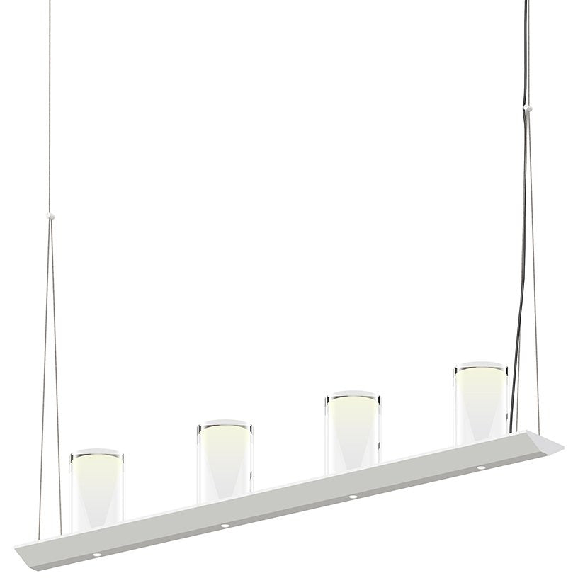 Sonneman - A Way of Light - 2857.03-LC - LED Pendant - Votives - Satin White