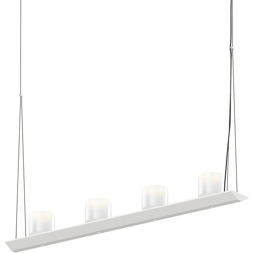 Sonneman - A Way of Light - 2857.03-LW - LED Pendant - Votives - Satin White
