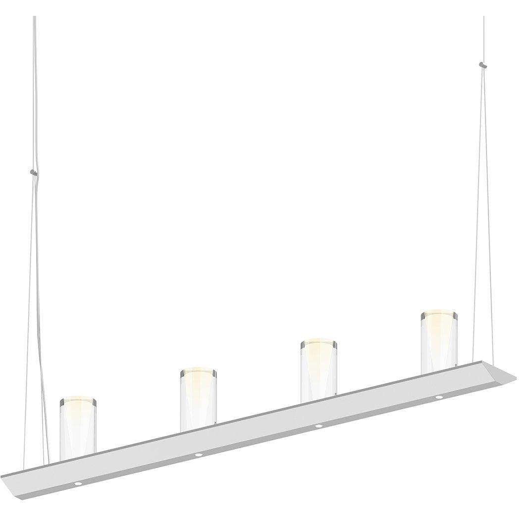 Sonneman - A Way of Light - 2857.03-SC - LED Pendant - Votives - Satin White