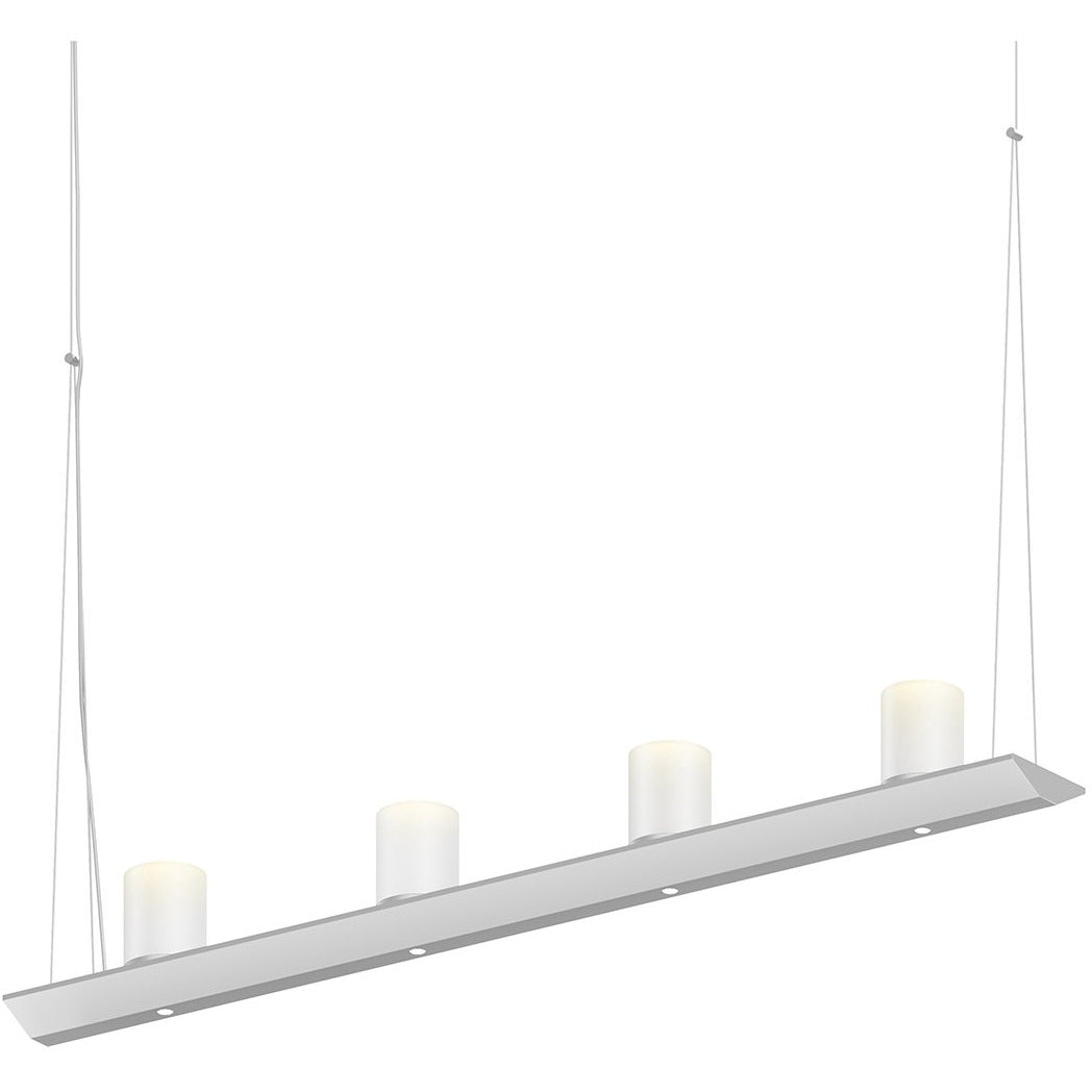 Sonneman - A Way of Light - 2857.03-SW - LED Pendant - Votives - Satin White