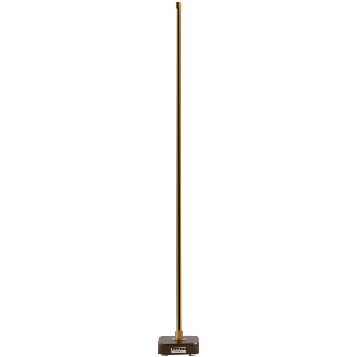 Adesso Home - AD9200-04 - LED Floor Lamp - Theremin - Shiny Gold