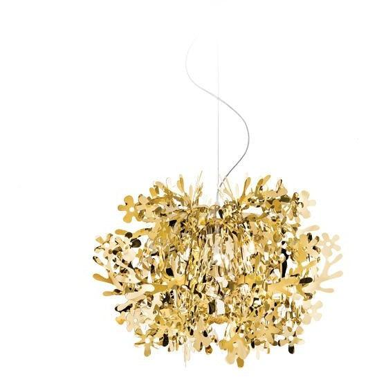 SLAMP - FIO14SOS0002O_000 - Mini Suspension - Fiorella - Gold