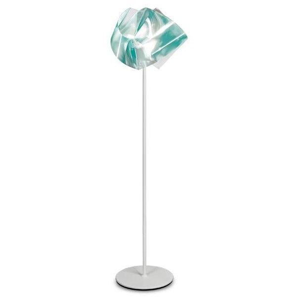 SLAMP - GEM04PST0000LCB - Prisma Color Floor Lamp - Gemmy - Emerald