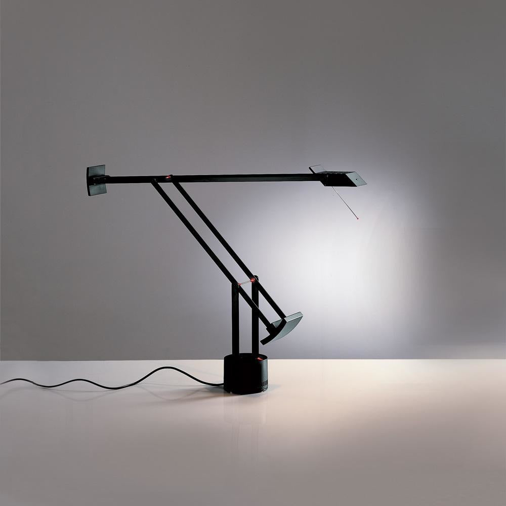 Artemide-Tizio-A008108-Tizio Table Lamp-Black